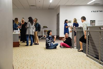 Art Gallery Talk Otherness Exhibit
