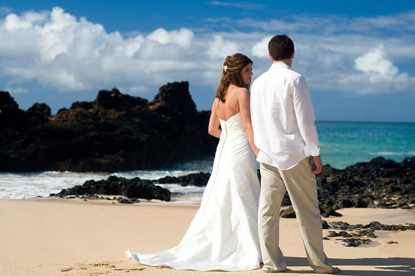 Samyn Wedding at Prince Hotel, Maluaka Lawn & Cove beach, 09.05.08, Island Fairytale 150