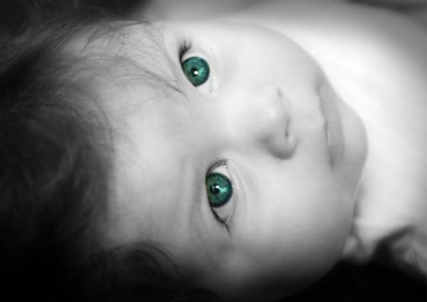 Little Esther's Portrait Session