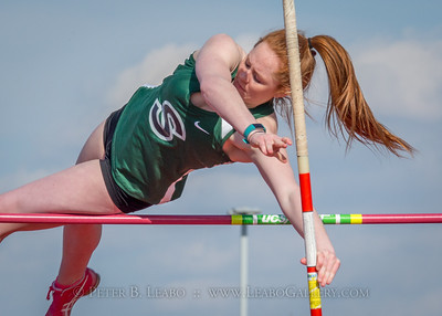 Falcon Relays Pole Vault - Girls