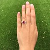 3.21ctw Burma N-Heat Ruby Ring, by Mellerio 14