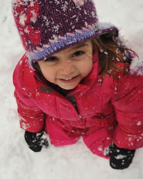 2012 - First Snow in Kirkland