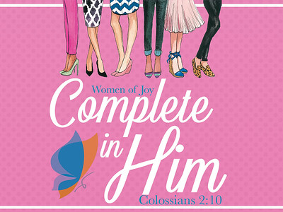 Complete In Him 2019