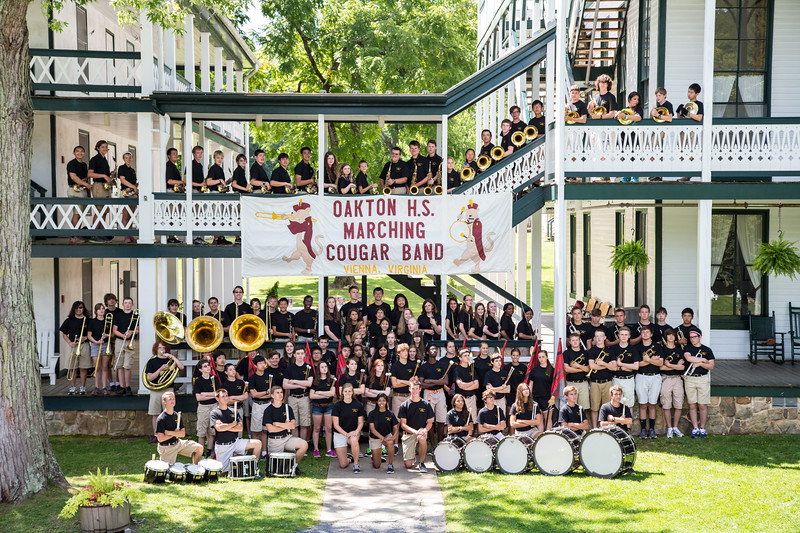 OHS Marching Band 2014