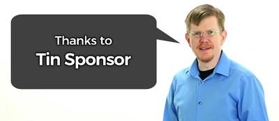 Tin Sponsor