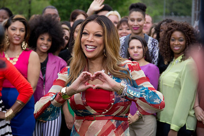Wendy Williams - Independence Hall, Philadelphia, PA