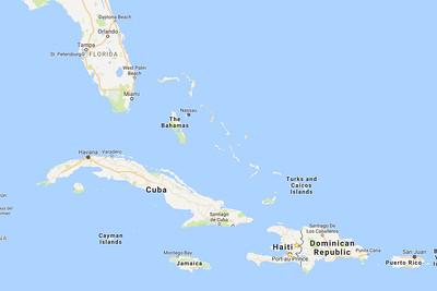 Haiti Hurricane Matthew Oct 4 2016