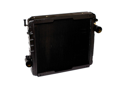 JOHN DEERE 6000 SERIES ENGINE RADIATOR AL115732