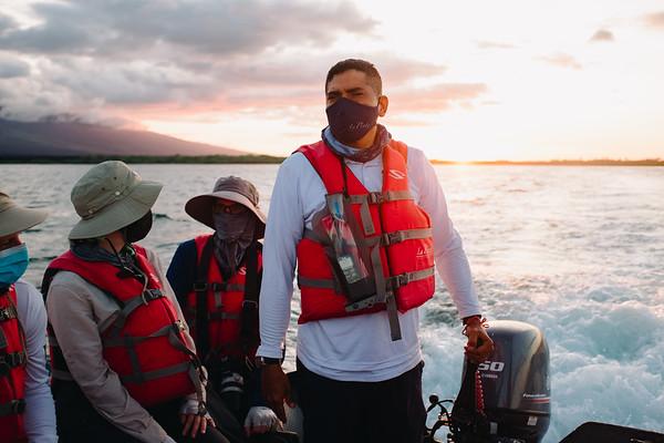 Galapagos - Behind the Scenes