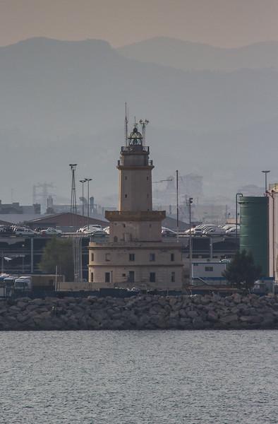 Llobregat Lighthouse