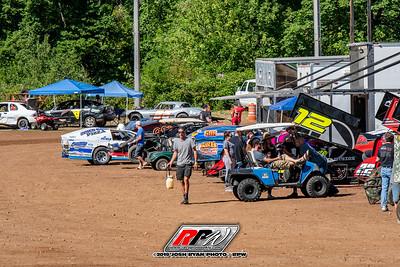 Cottage Grove Speedway - 7/20/19 - Josh Ryan