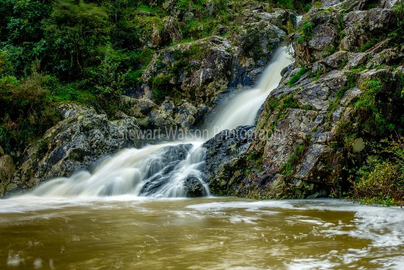 Te Maketu Falls