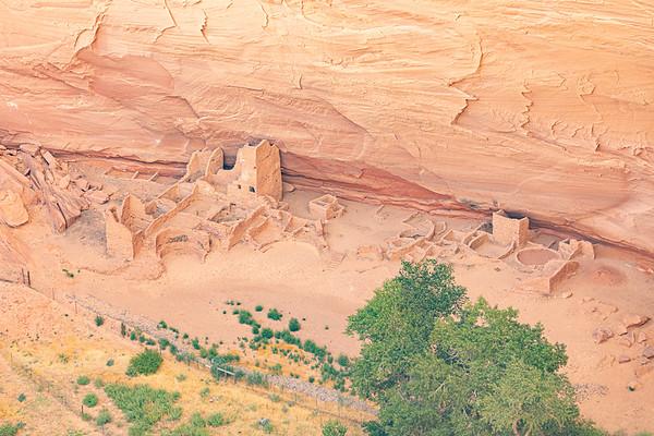 Ancestral Pueblo Ruins