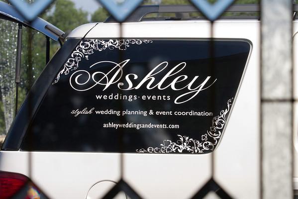 Ashley weddings