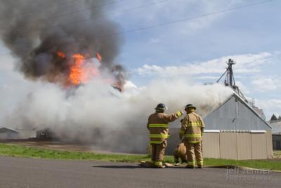 Craigmont Fire