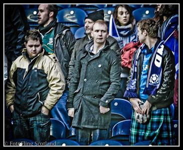 Rugby: Scotland v South Africa 2010