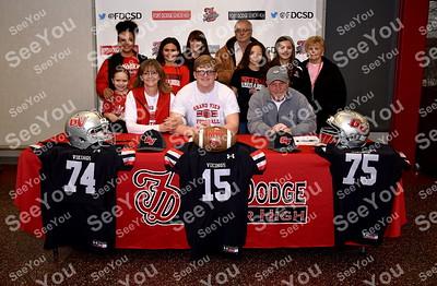 Fort Dodge signing