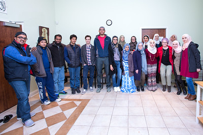 MSA Meeting, February 2016
