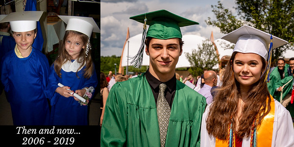 NMHS 2019 Graduation