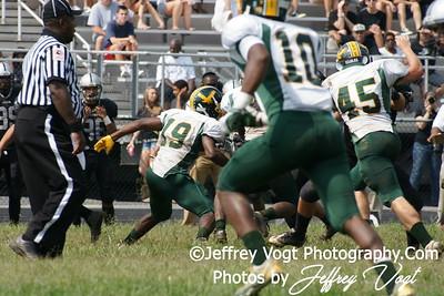 09-10-2011 Northwest HS vs Seneca Valley HS Varsity Football, Photos by Jeffrey Vogt Photography