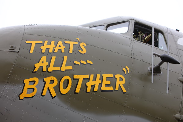 """That's All, Brother"" - Dover Air Mobility Museum"