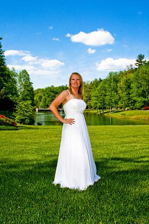Christi 's Bridal Portraits