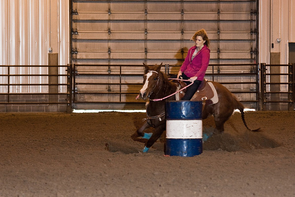 Fremont Purina Barrel Racing Apr 19 2009