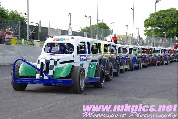 Rebels Racing British Championship
