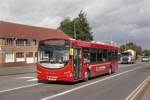 26th September 2019: West Midlands