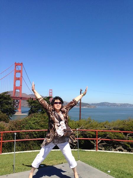 USA TOUR 2013   San Fran