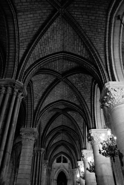 Notre Dame Paris, France — May 2009