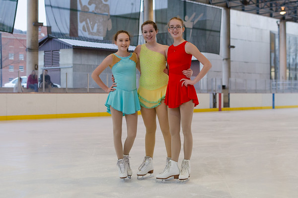 Corning Figure Skating 2015