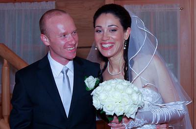 Dina & Alexey's wedding