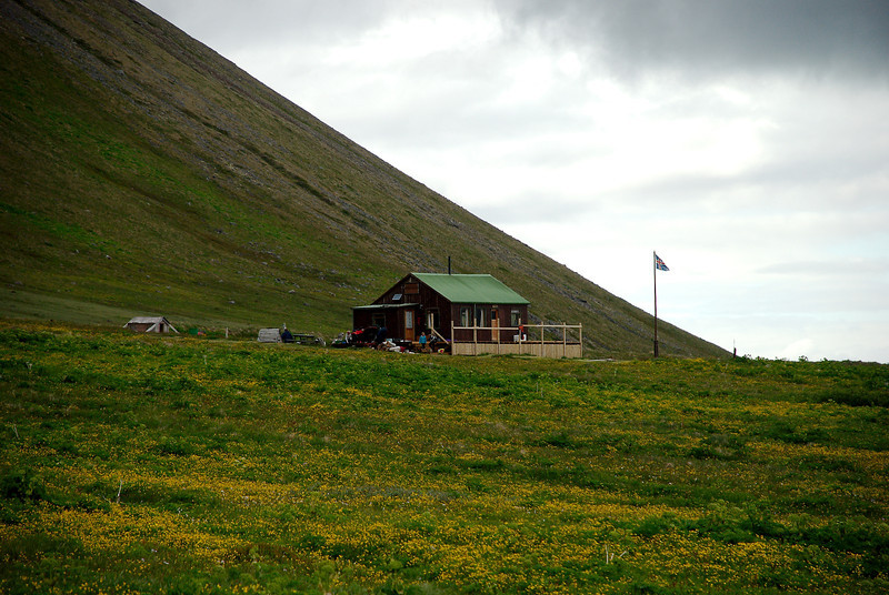 Aðalvík - Sæból. Ellubær. 2013.