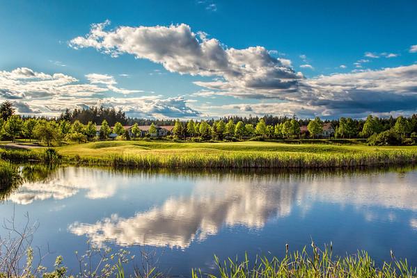 Hawks Prairie Golf Course
