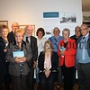 R1524107 - Chairperson of Council with people who donated or loaned items to the exhibition