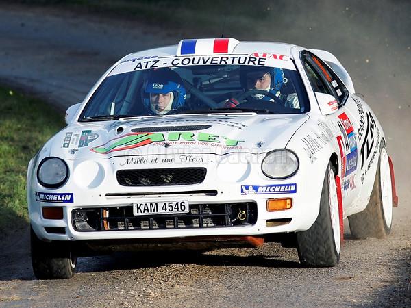 44éme Rallye du Touquet 2004