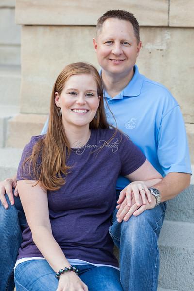 Jessica and Brad