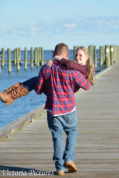 Emily & John's Engagement