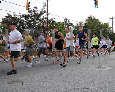 Springwater 5K Run 2011