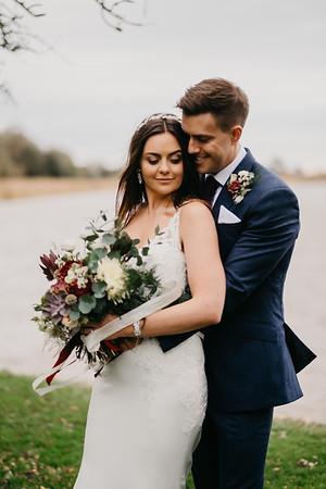 Izzie and Dan - wedding