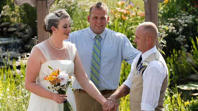 Brandon and Morgan's Wedding