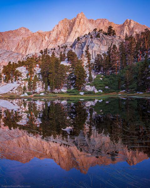 Mt. Irvine Grass Lake - Eastern Sierra Nevada