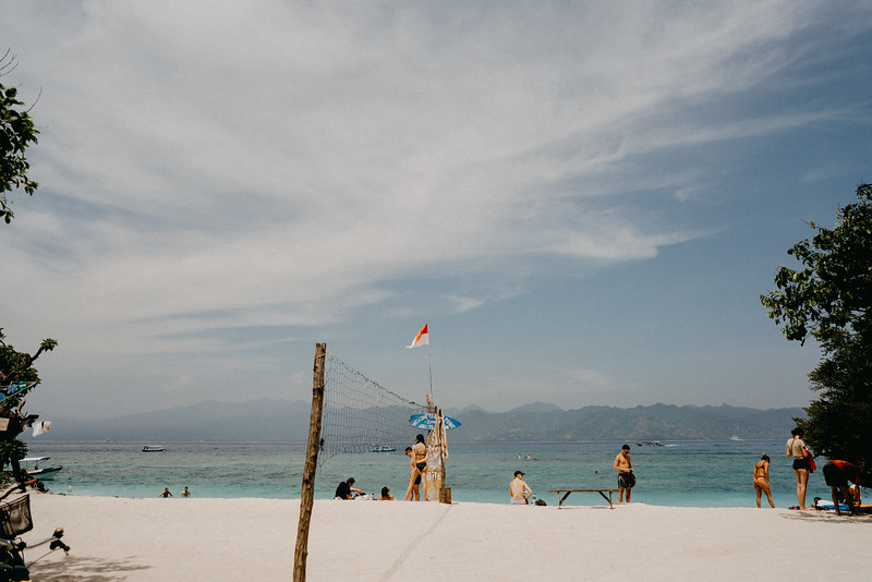 Pre Wedding session in Lombok, Indonesia
