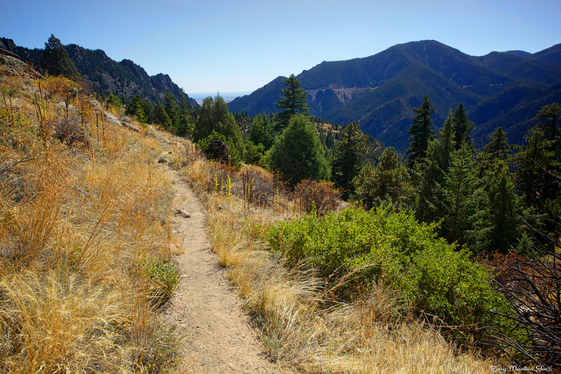 Walker Ranch to Eldorado Springs Trail Run...Heaven in #Boulder