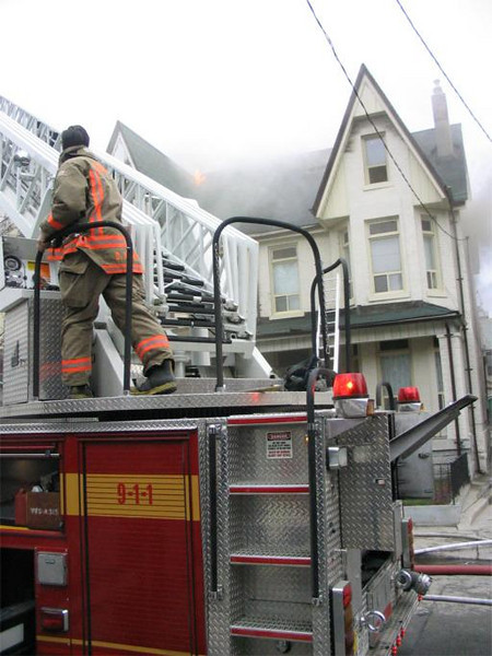 March 8, 2004 - 4th Alarm - 61-71 Major St.