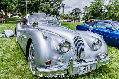Virginia Jaguar Club 2018 Concours in Conjunction with the Richmond Region AACA 49th Annual Car Show
