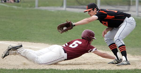 Beverly vs Gloucester Baseball