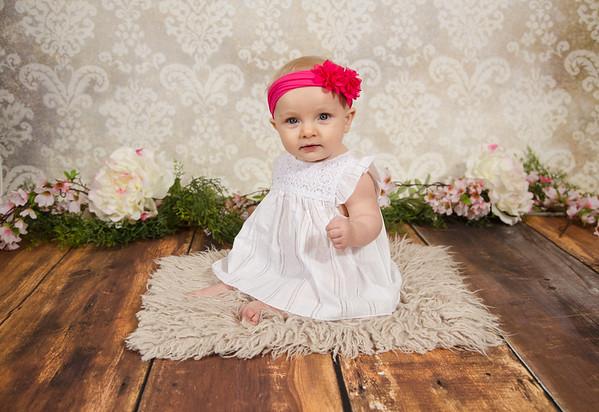 Emersyn 6 months