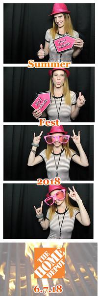 6.7.18 The Home Depot Summer Fest